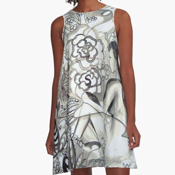 Ponderland II A-Line Dress