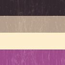 Asexual Flag by Bumcchi