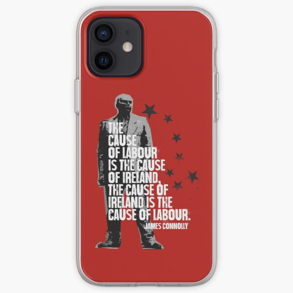 James Connolly iPhone Soft Case
