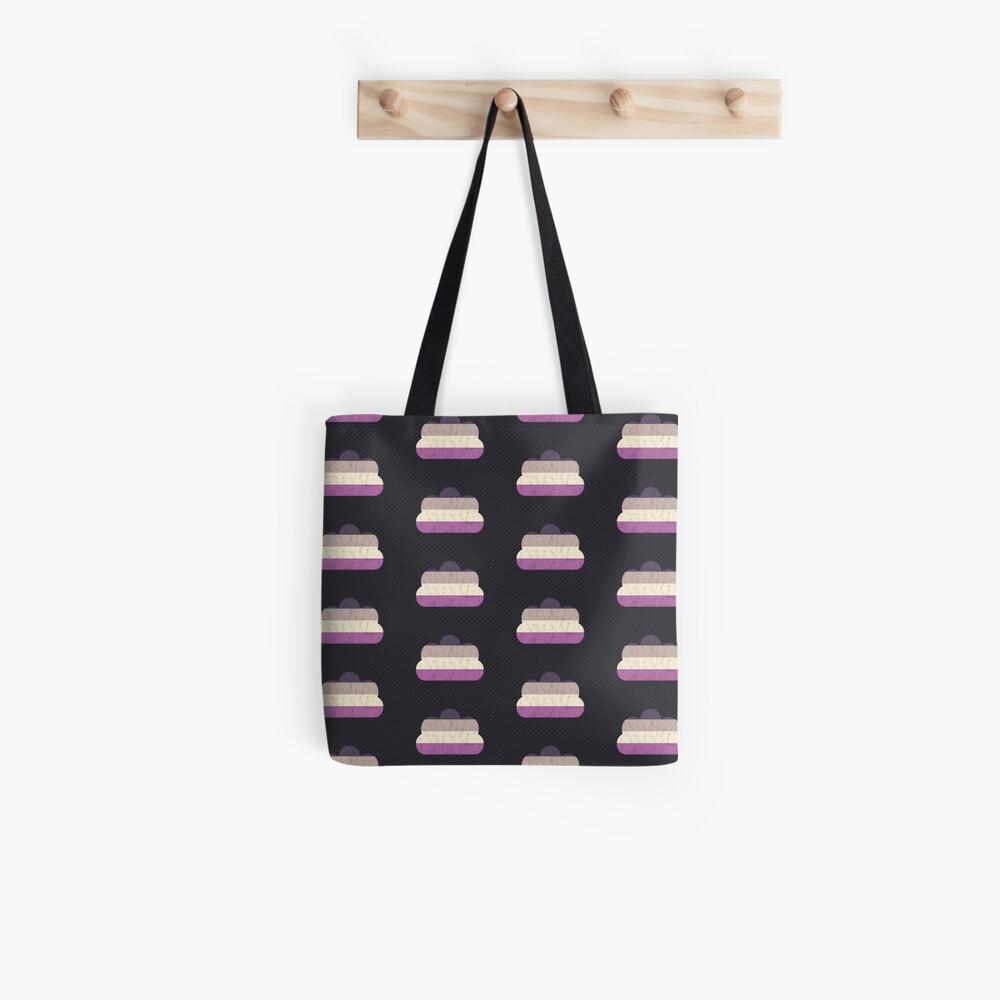 Asexual Cloud Tote Bag