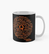 Qanon - Great Awakening - QResearch - Cryptograph Classic Mug