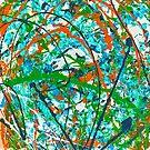 Abstract - WACHSTUM von mwesselcreative