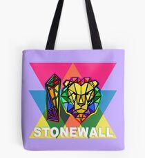 Stonewall Pride 2019 lion Tote Bag