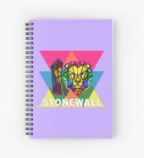 Stonewall Pride 2019 lion Spiral Notebook