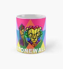 Stonewall Pride 2019 lion Classic Mug