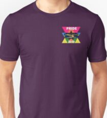 Pride 2019 SWF logo Slim Fit T-Shirt