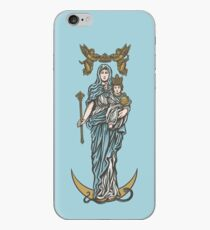 Vinilo o funda para iPhone Funda iPhone Regina Caeli