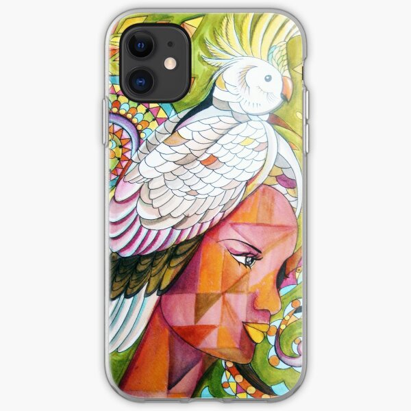 King Pigeon iPhone Soft Case