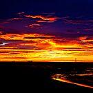 Molten sunrise - Mona Vale by Alex Marks