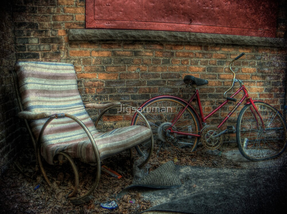 Abused and Broken ~ Almost Urban by Jigsawman