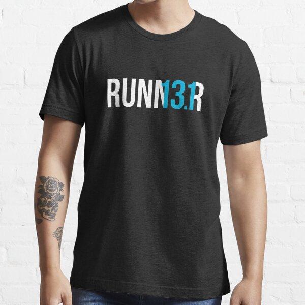Half Marathon Runner Gift 13.1 Runner Design Essential T-Shirt