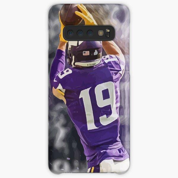 Adam Thielen Minnesota Vikings Illustration  Samsung Galaxy Snap Case