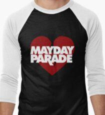 Mayday Parade Men's Baseball ¾ T-Shirt