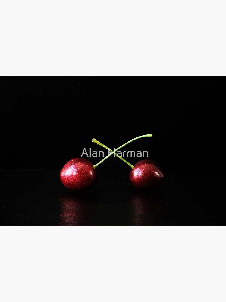Two Cherries by AlanHarman