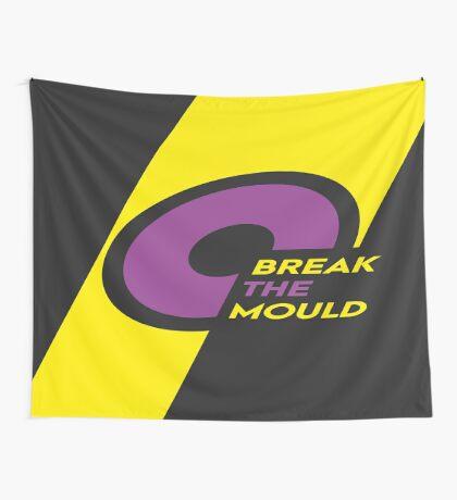 Pride Stripe: Break The Mould Wall Tapestry