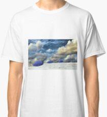 Beach Umbrellas Classic T-Shirt
