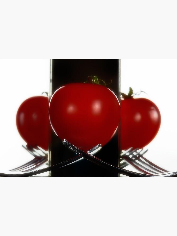 Tomatoe mirror by fardad