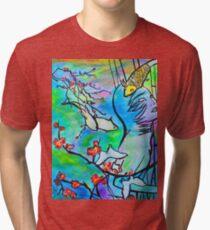 Let Dreams Come Tri-blend T-Shirt