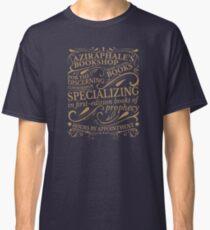 Aziraphale's Bookshop Classic T-Shirt