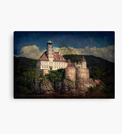 Castle Schoenbuehel Canvas Print