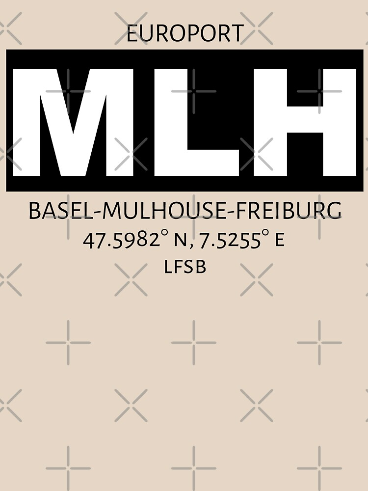 Europort Basel Mulhouse Freiburg Airport MLH by AvGeekCentral