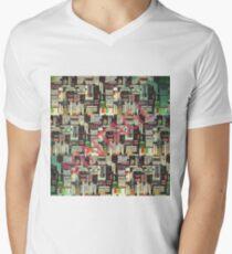vintage  2 Men's V-Neck T-Shirt