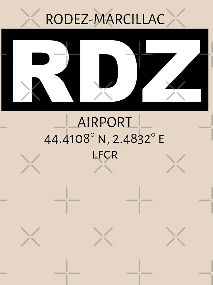 Rodez Marcillac Airport RDZ by AvGeekCentral
