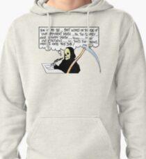 Not So Grim Reaper 2 Pullover Hoodie