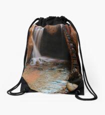 Kanarraville First Falls Drawstring Bag