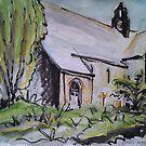 St Mark's, Brithdir, Wales by Martin Williamson (©cobbybrook)