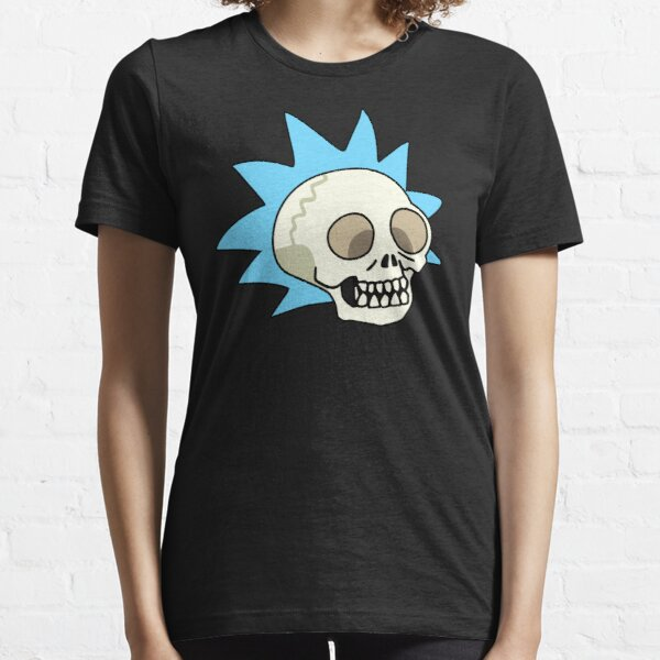 Keep calm and get schwifty Funny parody humour t shirt Rick and Morty t-shirt