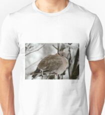 Eurasian Collared Dove Unisex T-Shirt