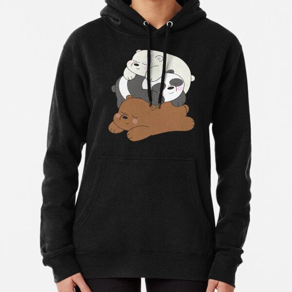 We Bare Bears Pullover Hoodie