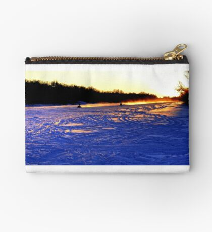 Fading into the Sunset Studio Pouch