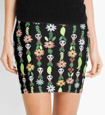 Skull garland Mini Skirt