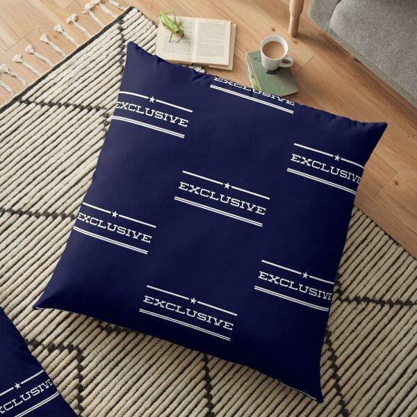 Exclusive Floor Pillow