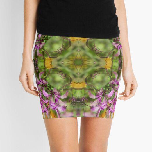 NEPALI WILDFLOWERS 2 Mini Skirt