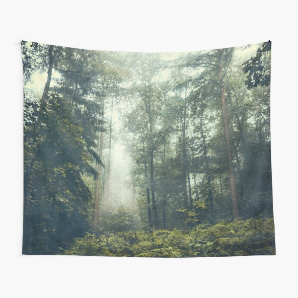 Forest Clearing - Jungle II Tapestry