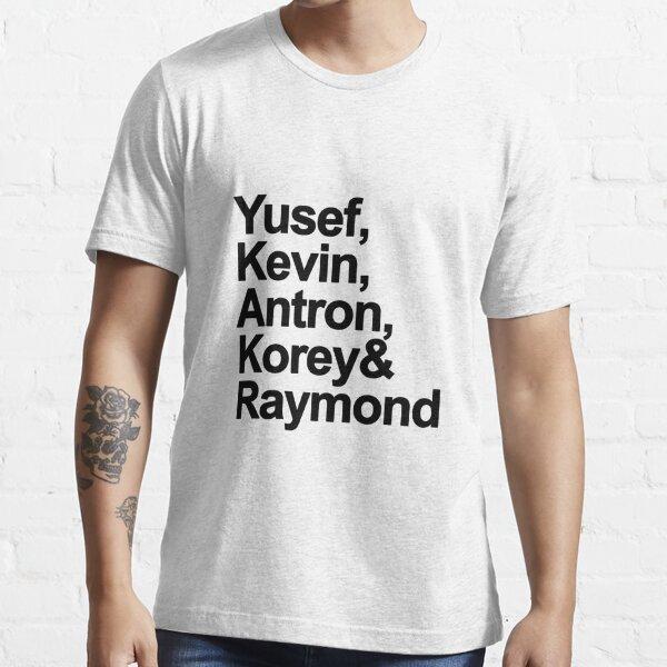 Yusef, Kevin, Antron, Korey & Raymond Essential T-Shirt