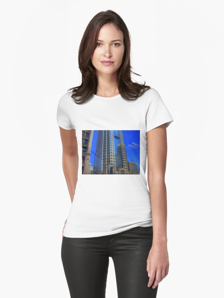 TD Bank Building Womens T-Shirt Front