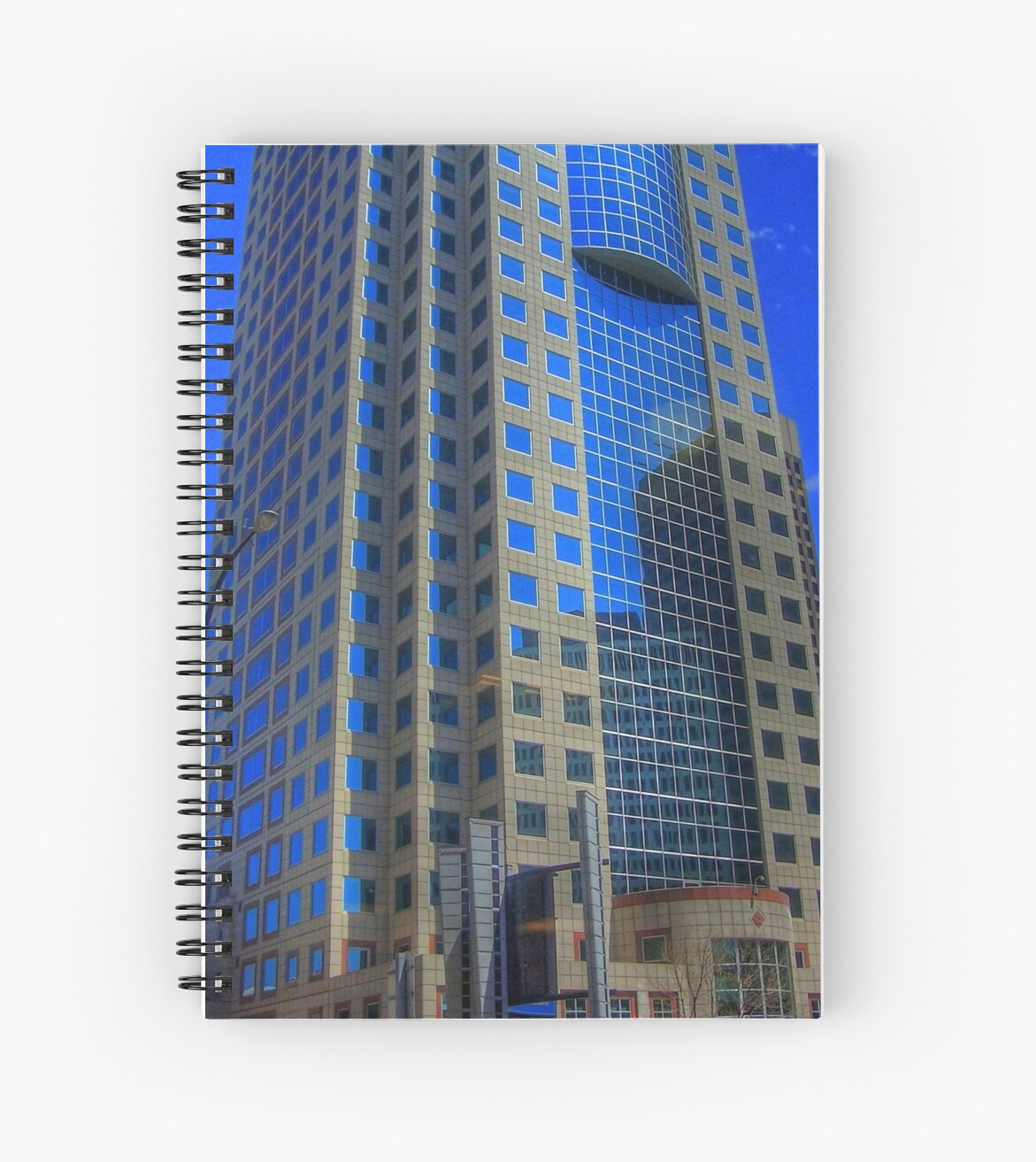 TD Bank Building by Larry Trupp
