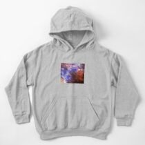 Visitors to the Castle Kids Pullover Hoodie