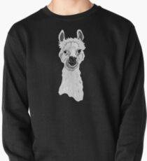 Alpaca Pullover Sweatshirt