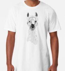Alpaca Long T-Shirt