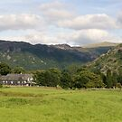 Sunny day in the valley by Gillen