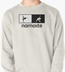 Namaste Pullover Sweatshirt
