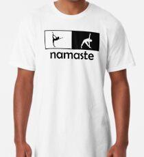 Namaste Long T-Shirt