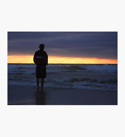Sunset Solitude Photographic Print
