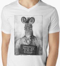 Mugshot V-Neck T-Shirt