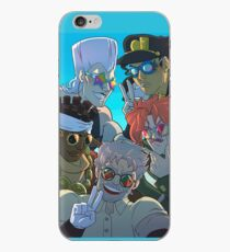 Jojo's bizarre sunglasses iPhone Case